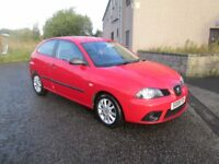 2008 SEAT IBIZA FREERIDER *** NO DEPOSIT FINANCE *** FROM ONLY £25 A WEEK ***