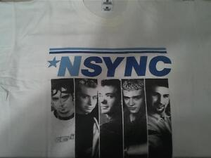 Lot of 'NSync Collectibles *T-Shirt/Watch/Candle* *$10*