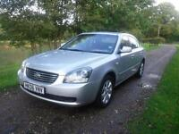 KIA MAGENTIS 2.0 CRDi GS ONE OWNER IN SUPERB CONDITION (silver) 2006