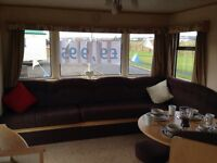 Fantastic Starter Caravan On Scotlands West Coast Near Craig Tara