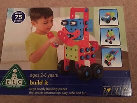 Early Learning Centre 'Build It' construction set