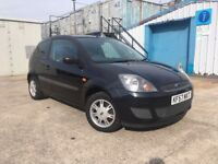 2007 Ford Fiesta - 1.25 Style 3dr - Cambelt Done
