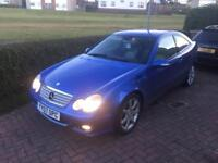 Mercedes c200 diesel 2007 low mileage automatic and paddle change. May swap.