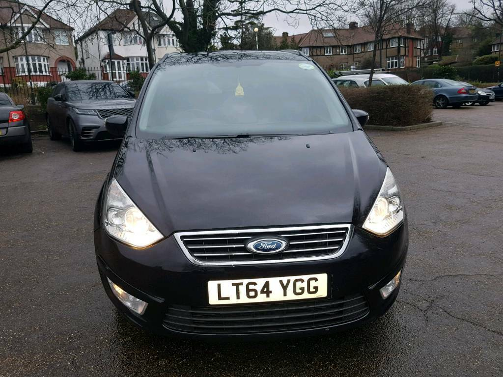 Quick Sale Pco 2014 Ford Galaxy Automatic Very Good Car In Neasden London Gumtree