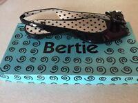 Brand new Bertie shoes