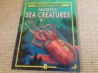 Fantastic sea creatures