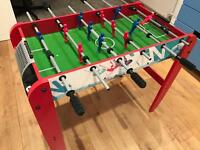 Children's football table