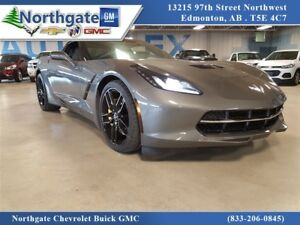 2015 Chevrolet Corvette Stingray Z51, 3LT, Automatic, Nav, USB