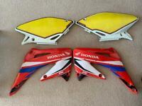 Honda cr 450 plastics