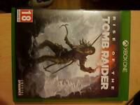 Rise of the Tomb Raider- Xbox One