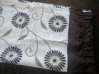 Large pair of curtains