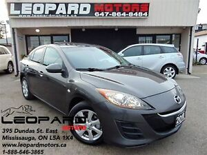 2010 Mazda MAZDA3 GS,Sunroof,Alloy Wheels,Bluetooth**Certified**