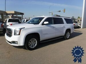 2017 GMC Yukon XL SLE 8 Passenger 4X4, 3.42 Rear Axle Ratio