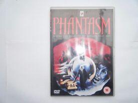 Phantasm. DVD Used