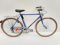 vintage cycles gitane town bicycle