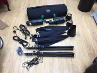 Pro Bowen's studio kit.