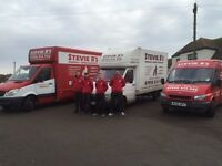 Brighton / Hove Removal Company Stevie B's Removals local Sussex service Man and van & house moves