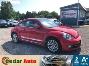 2014 Volkswagen Beetle Coupe Highline TDI - Managers Special