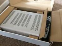 Sky+ box including remote
