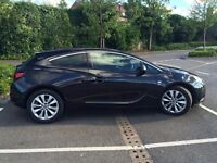 Vauxhall Astra GTC 2.0 CDTi Sri 165. 3 doors Hatchback Coupe type. Great condition.