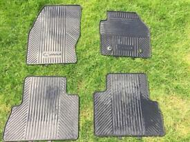 Genuine Ford C-Max rubber mats