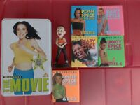 Spice Girls books and various items