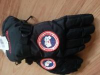 BRAND NEW MENS GLOVES CANADA GOOSE