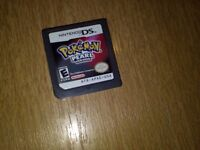 Pokemon Pearl for Nintendo DS/ DSi/ DS Lite/ 3DS/ 3DS XL