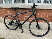Cannondale Bad Boy 4 Lefty Hybrid city bike
