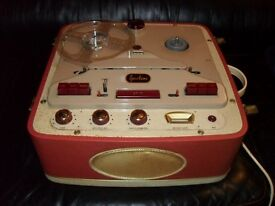 Spectone 161 Tape Transcriptor Reel to Reel Tape Recorder
