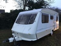 Caravan 4/5/6 berth Elddis Breeze 1994 lovely condition *awning available Light Clevedon