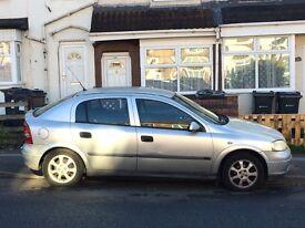 Vauxhall Astra 1.7 diesel