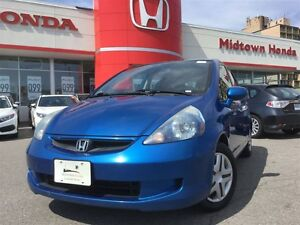 2008 Honda Fit LX - Air Conditioning / Cruise Control
