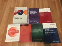 SCOTS LAW BOOKS FOR SALE