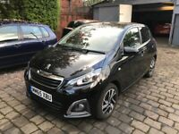 Peugeot, 108, Hatchback, 2015, Manual, 1199 (cc), 5 doors