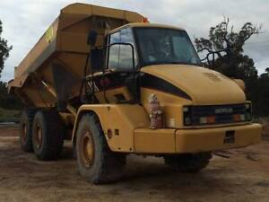 CAT 730 DUMP TRUCKS ALL PARTS AVAILABLE JUST OFF A 3 YEAR JOB Ryhope Lake Macquarie Area Preview