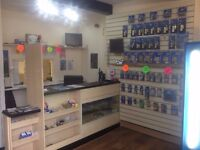 Shop to let on busy main road, Lockwood, Huddersfield