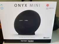 Onyx Mini Portable Bluetooth Speaker - NEW