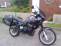 Triumph tiger 855 steamer