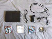 PS3 Super Slim - 500GB - 4 Games