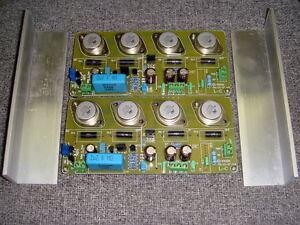 2-X-JLH-HOOD-1996-CLASS-A-30W-AUDIO-POWER-AMPLIFIER-KIT