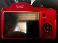 LUMIX DMC-LZ30. Digital camera. 16 megapixel, 35 x zoom. Hardly used.