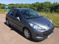 2011 Peugeot 207 1.4 HDI S 5Dr - New MOT/Service History/£30 Road Tax A Year