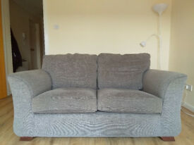 Two-Seater Sofa in Good Condition (Partick)