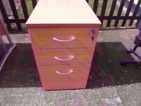 Office 3 Drawer Set 2 sizes Available Delivery Available