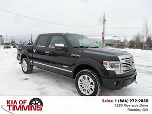 2014 Ford F-150 Platinum LOADED! NAVIGATION LEATHER