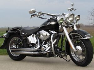 2003 harley-davidson FLSTC Heritage Softail Classic   $3,500 in