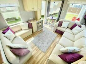 Amazing static caravan for sale sited in Essex