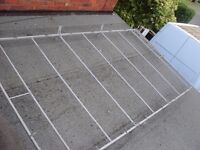 ford transit roof rack basic no fixings nice and solid