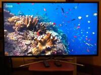 "Samsung 46"" Smart 3D Full HD LED TV"